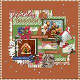 Christmas Bake Off Journal Cards