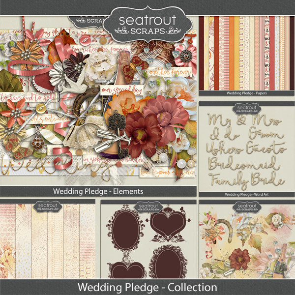 Wedding Pledge Discounted Bundle