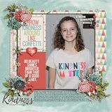 Kindness Is Cool - Journal Cards
