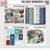 The Most Wonderful Time - Bundle