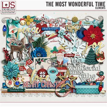 The Most Wonderful Time - Elements