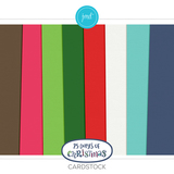 25 Days Of Christmas Cardstock