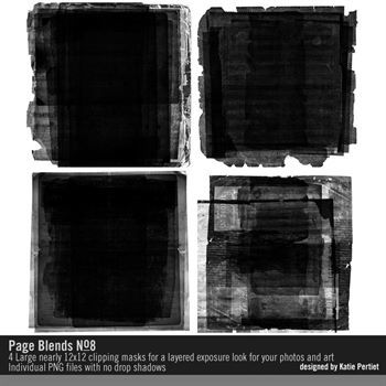 Page Blends No. 08