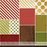 Joyeux Noel Scrapbook Collection