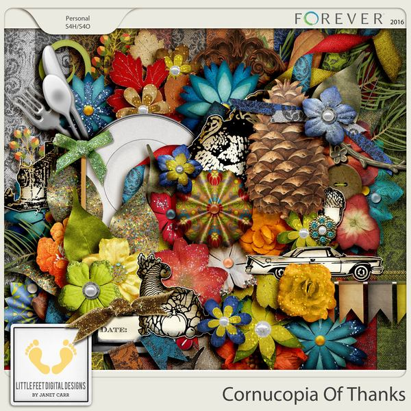Cornucopia Of Thanks