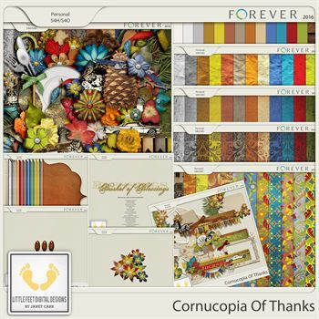 Cornucopia Of Thanks Bundle