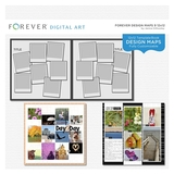 Forever Design Maps 9 12x12