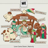 Love Came Down - Nativity