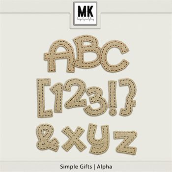 Simple Gifts - Alpha