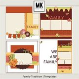 Family Tradition - Templates