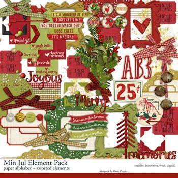 Min Jul Element Pack