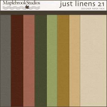 Just Linens Paper Pack No. 21