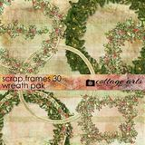 Scrap.frames 30 - Wreaths