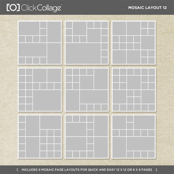 Mosaic Layout 12