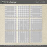 Mosaic Layout 9
