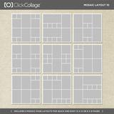 Mosaic Layout 10
