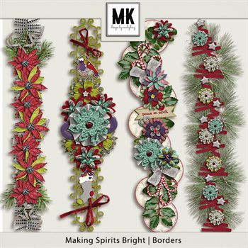 Making Spirits Bright - Borders