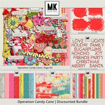 Operation Candy Cane - Discounted Bundle