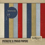 Patriotic And Proud