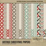 Vintage Christmas Extras