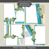 Winter Odyssey Templates