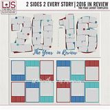 2 Sides 2 Every Story - 2016 In Review