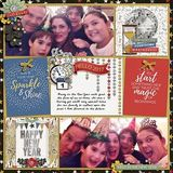 Auld Lang Syne - Journal Cards