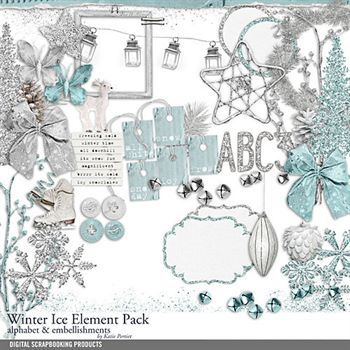 Winter Ice Element Pack