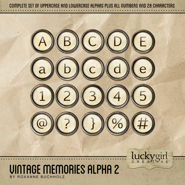 Vintage Memories Alpha 2