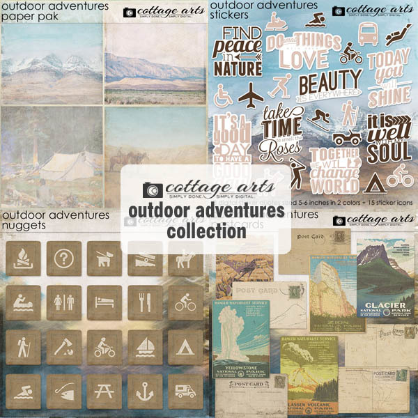 Outdoor Adventures Collection