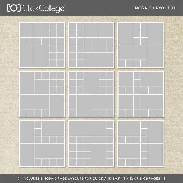 Mosaic Layout 13