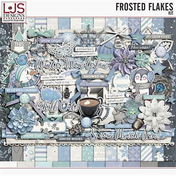 Frosted Flakes - Kit