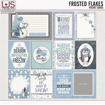 Frosted Flakes - Pocket Cards