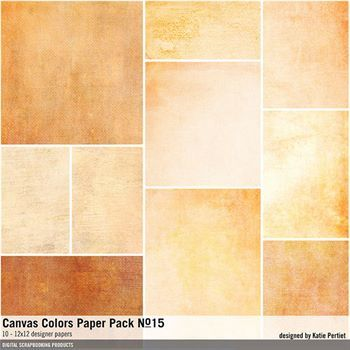 Canvas Colors Paper Pack No. 15