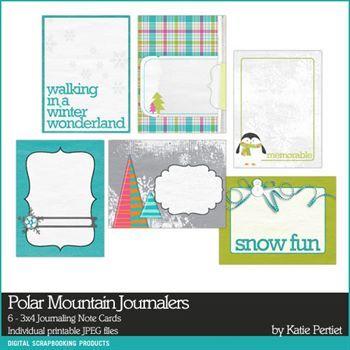 Polar Mountain Journalers