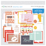 Ring In The New Year Pre-designed Book