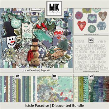 Icicle Paradise - Discounted Bundle