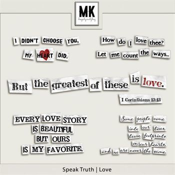 Speak Truth - Love