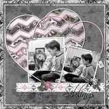 The Tie That Binds Scrap Kit