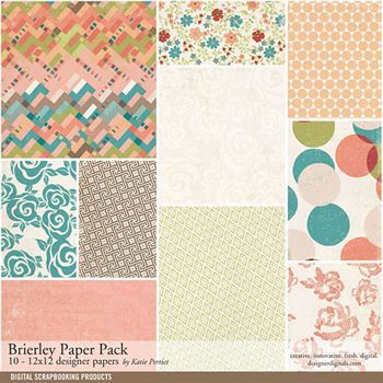 Brierley Paper Pack