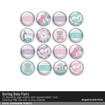 Darling Baby Flairs