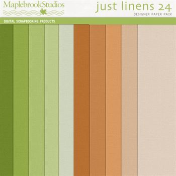 Just Linens Paper Pack No. 24