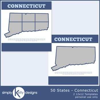 50 States - Connecticut