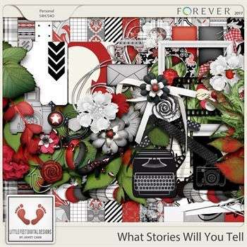 What Stories Will You Tell