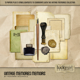 Vintage Memories Bundle 3
