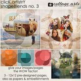 Click.artistry Shapeblends 3