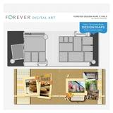 Forever Design Maps 11 11x8.5