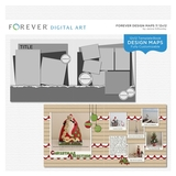 Forever Design Maps 11 12x12