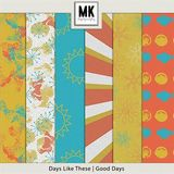Days Like These - Good Days Page Kit