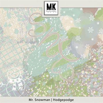 Mr. Snowman - Hodgepodge